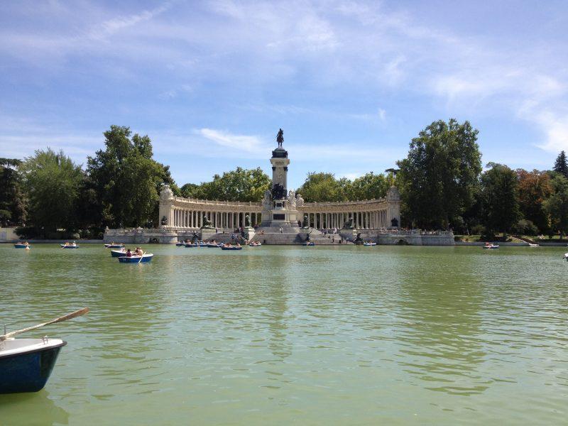 Lago El Retiro
