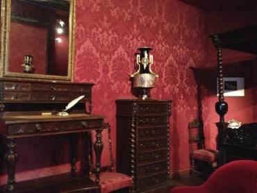 Escrivaninha de Victor Hugo