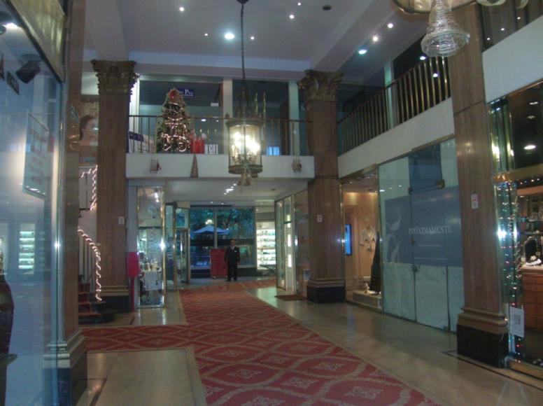 Galeria Promenade Alvear- interior
