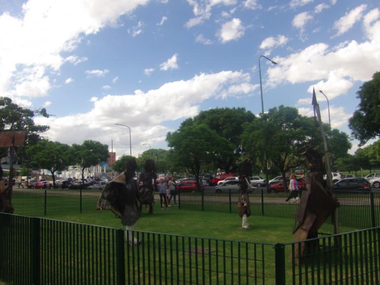 Plaza Francia- 1