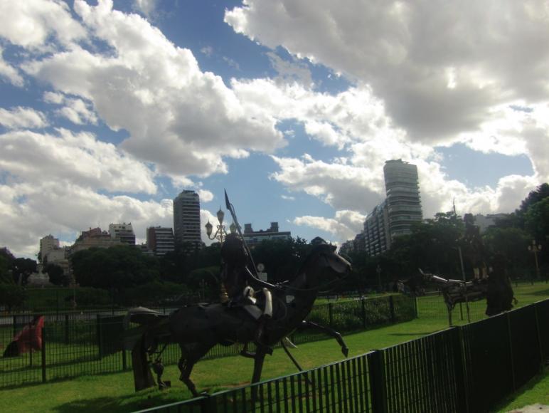 Plaza Francia- 2