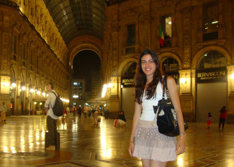 Galeria Vittorio Emanuele- Milano