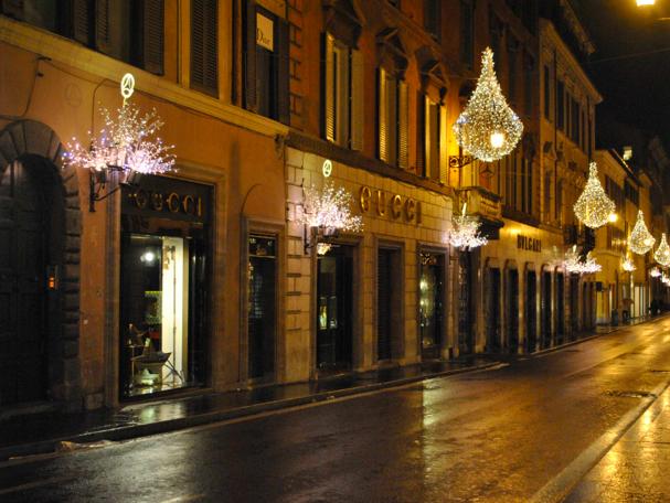 Via dei Condotti- Roma