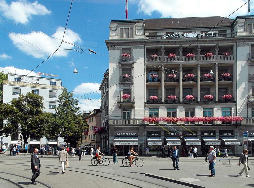 Bahnhofstrasse- Zurich
