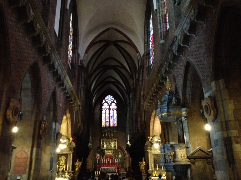 Cathedral 1- Wroclaw, Poland