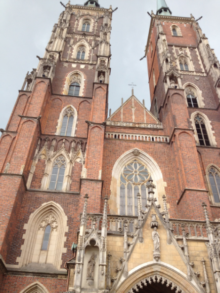 Cathedral 2- Wroclaw, Poland