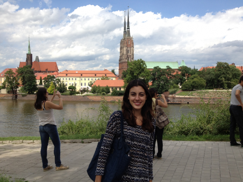 Wroclaw .(Fonte: Mari and the City)