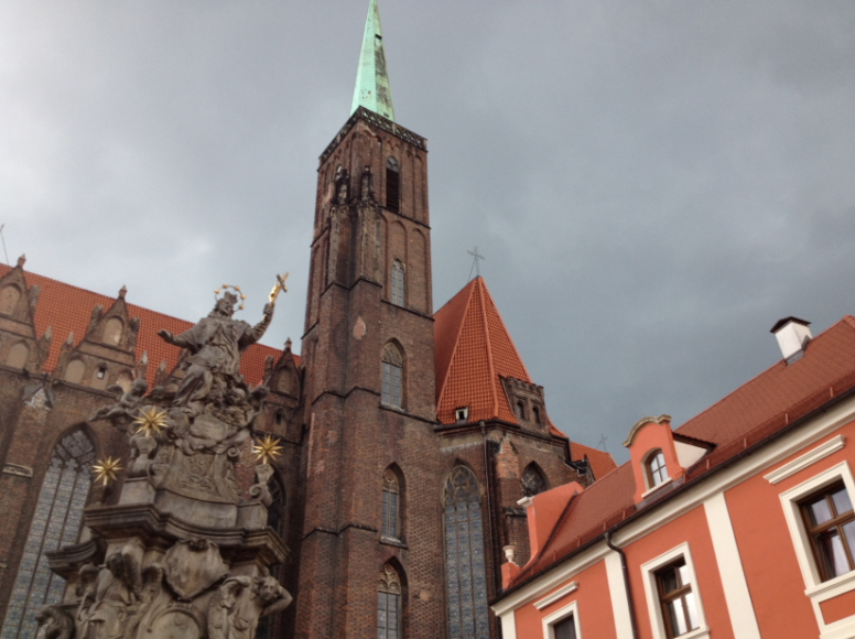 Cathedral 4- Wroclaw, Poland