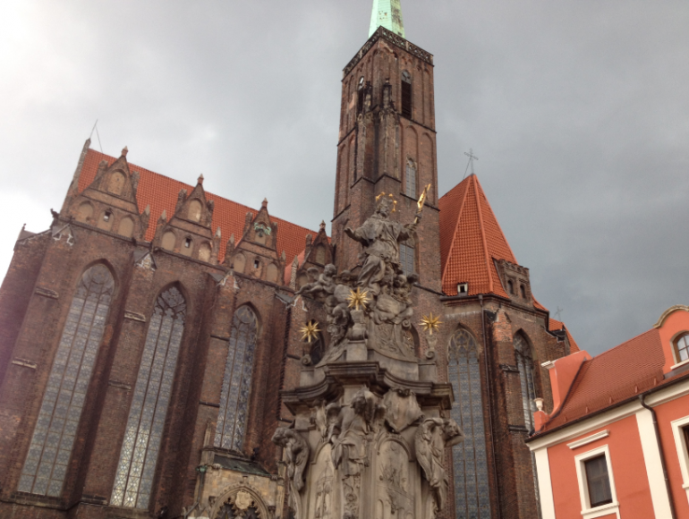 Cathedral 5- Wroclaw, Poland