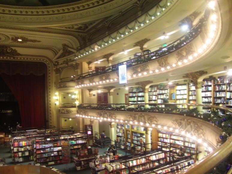El Ateneo 2- Buenos Aires