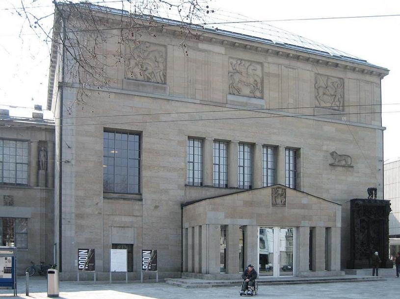 Kunsthaus- Zurich