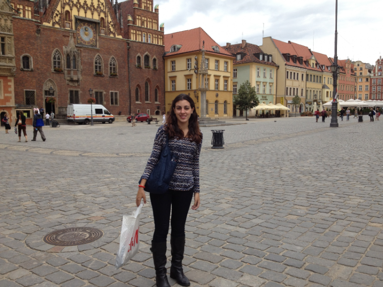 Rynek 1- Wroclaw, Poland