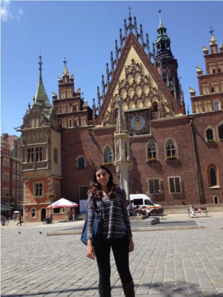 Rynek 2- Wroclaw, Poland