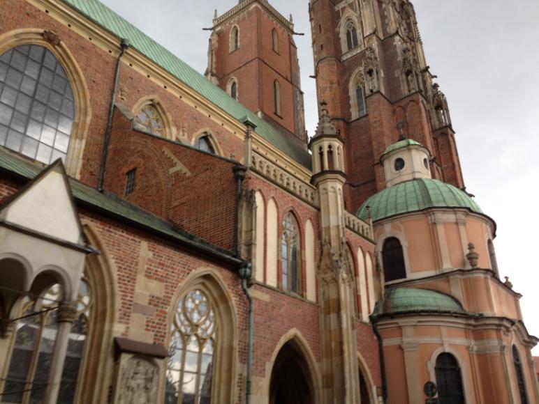 Rynek 3- Wroclaw, Poland