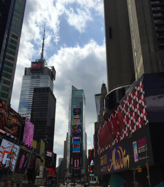 Times Square- New York