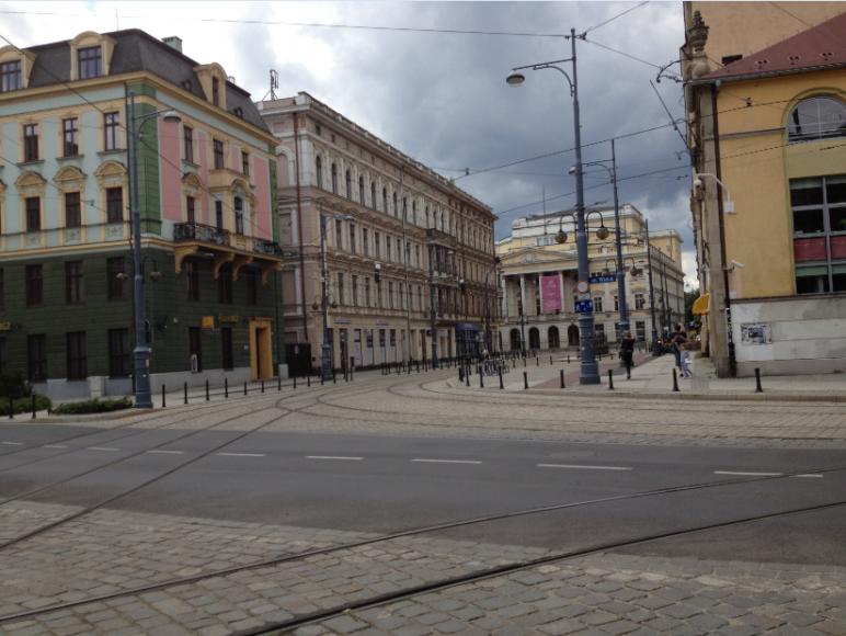 ul. 1- Wroclaw, Poland