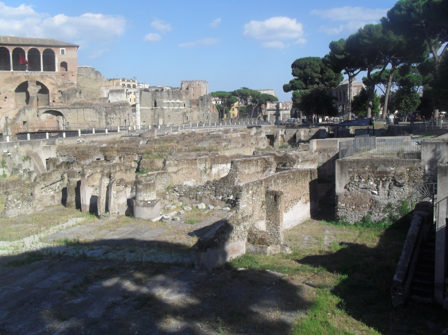 Foro Romanum- Roma