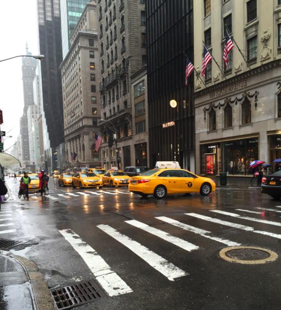 Traffic- New York