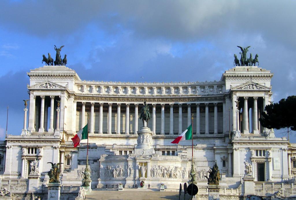 Piazza Venezia- Roma