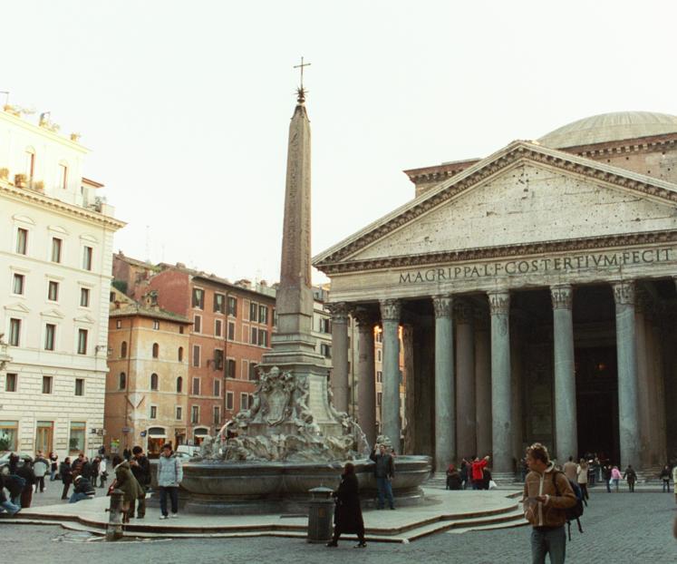 Piazza della Rotonda- Roma