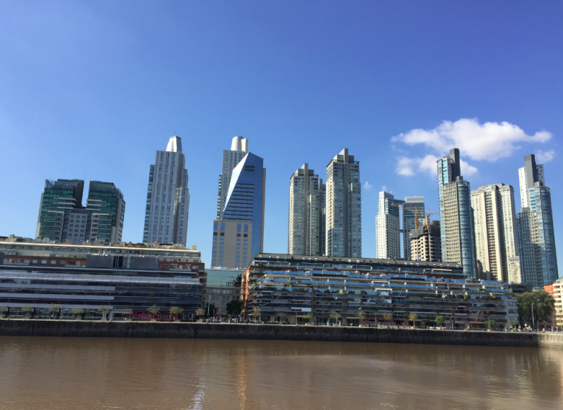 Puerto Madero 1- Buenos Aires