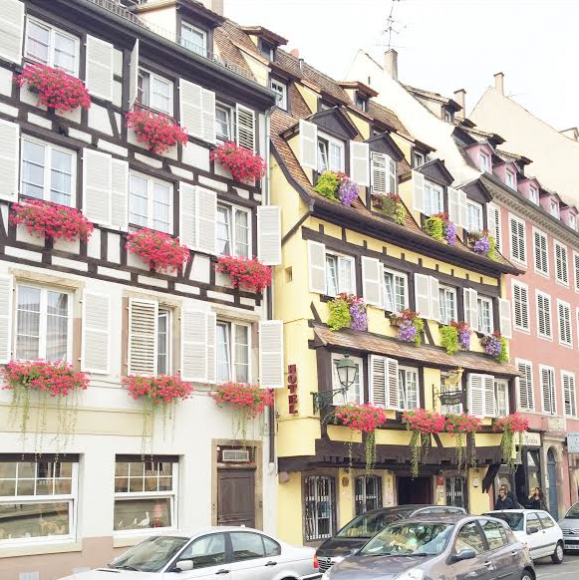 Architecture 1- Strasbourg