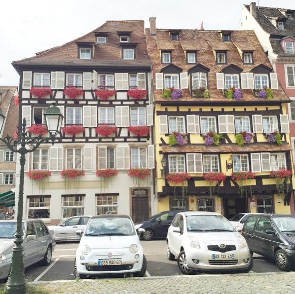 Architecture 4- Strasbourg