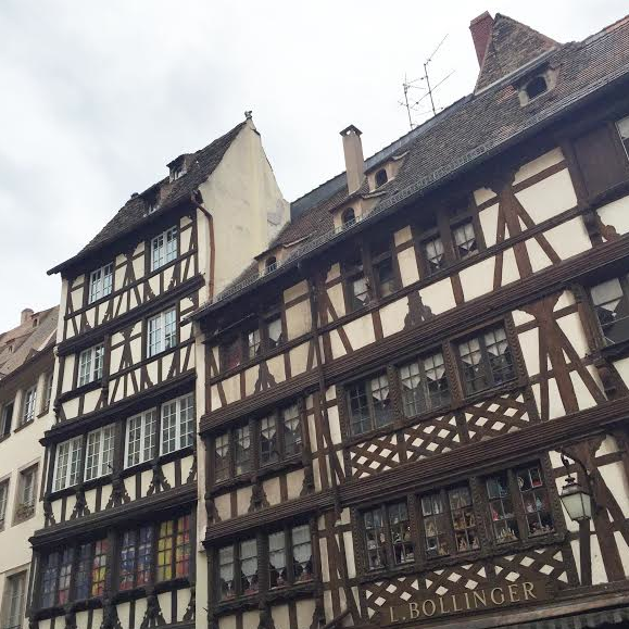 Architecture 8- Strasbourg