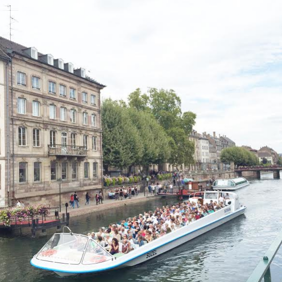 Boat 1- Strasbourg