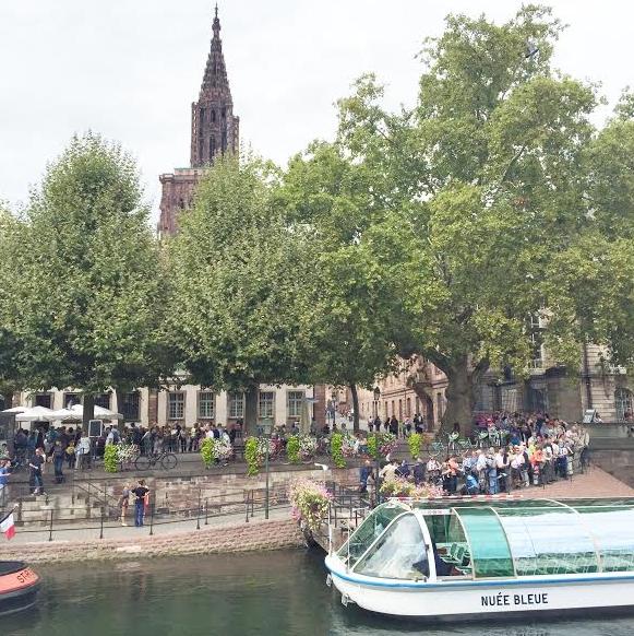 Boat 2- Strasbourg