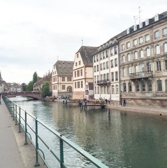 Bridges- Strasbourg