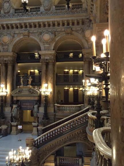 Opera Garnier 2- Paris