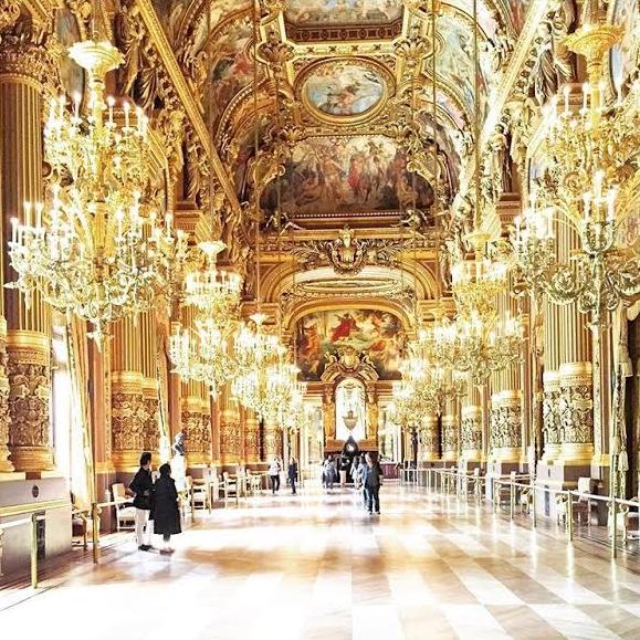 Opera Garnier 5- Paris