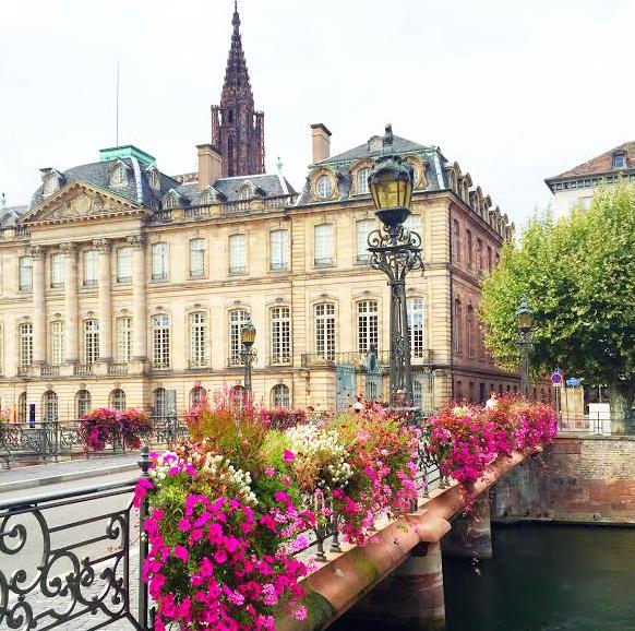 Palais Rohan- Strasbourg