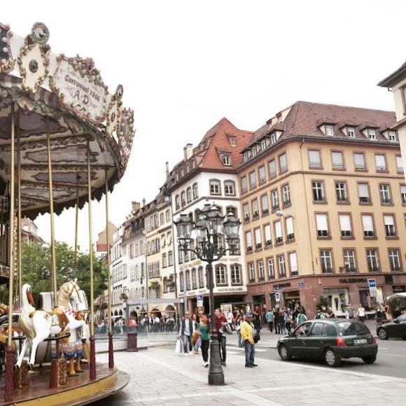 Place Gutenberg 1- Strasbourg