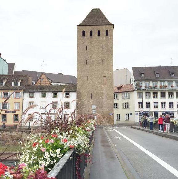 Ponts Couvertes 1- Strasbourg