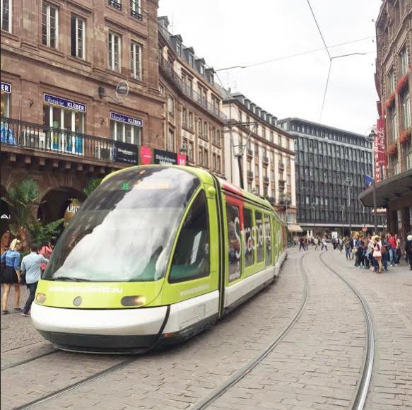 Tram 1- Strasbourg