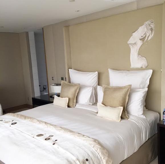 Quarto Suite- Mandarin Oriental Paris