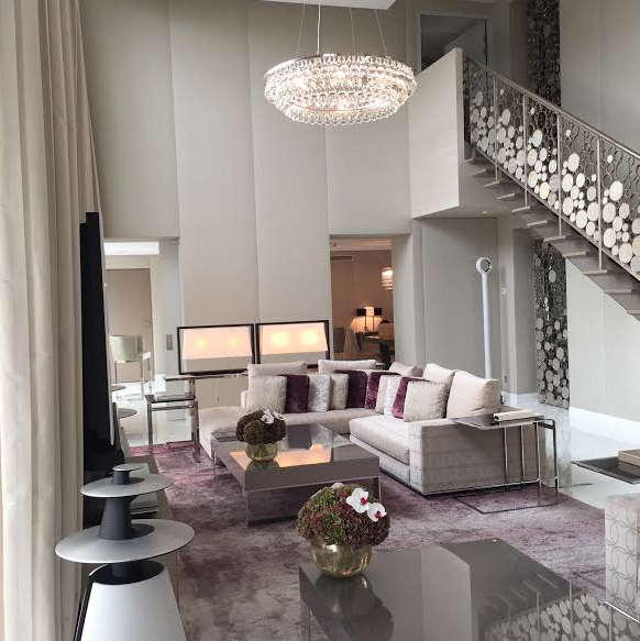 Sala Suite- Mandarin Oriental Paris