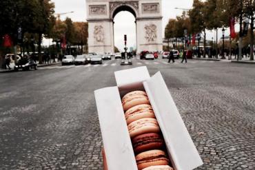 Macarons- Paris