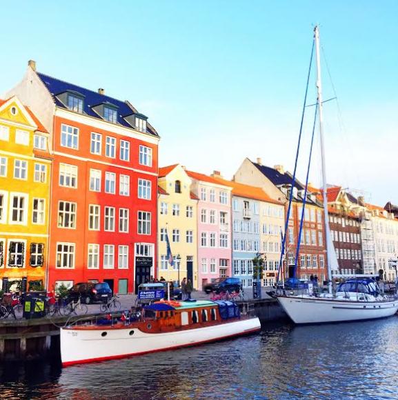 Nyhavn 4- Copenhagen