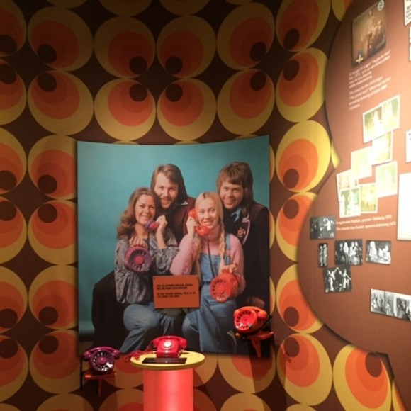 12. Museu do ABBA- Stockholm