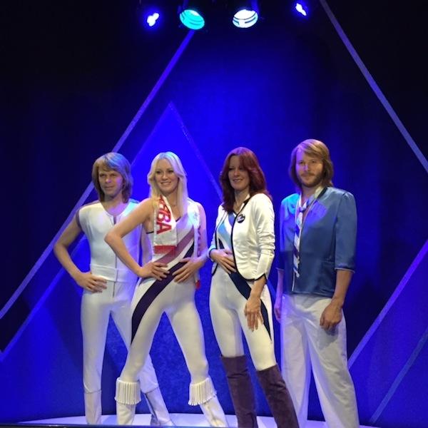 2. Museu do ABBA- Stockholm