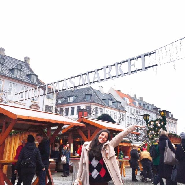 Christmas Market- Copenhagen