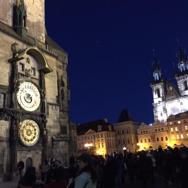 Christmas Market- Prague