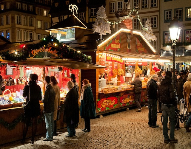 Christmas Market- Strasbourg