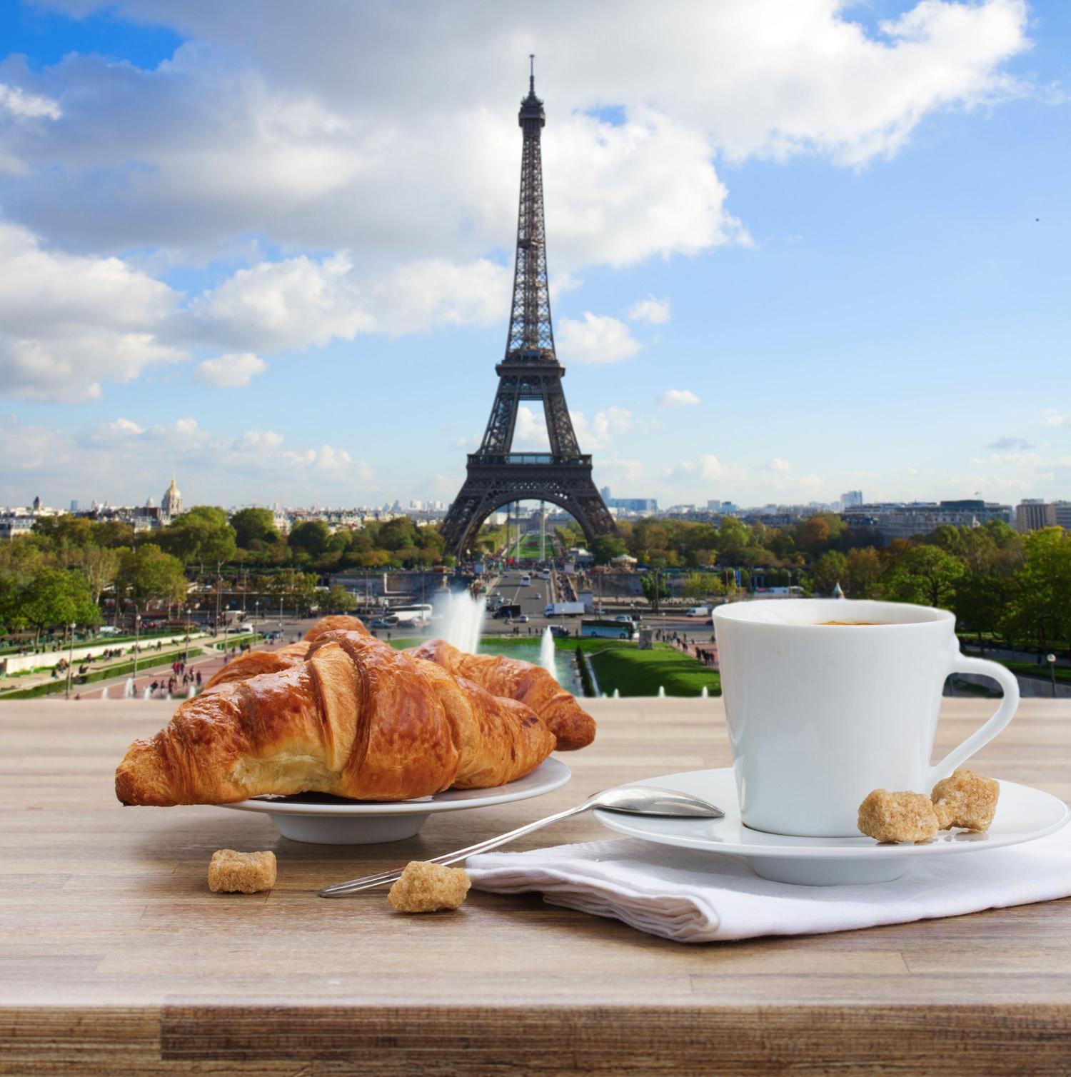 Croissant- Paris