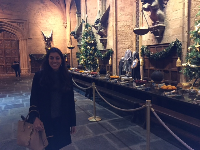 Harry Potter 21- Londres