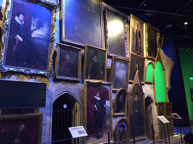 Harry Potter 31- Londres