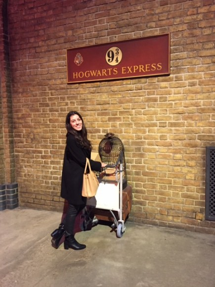 Harry Potter 45- Londres